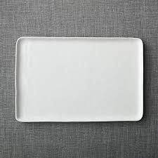 metal platters mercer platter in serving platters reviews crate and barrel
