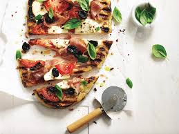 grilled pizza recipe chatelaine