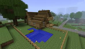 farm house minecraft simple farmhouse minecraft project