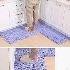 tapis de cuisine violet violet salle de bain tapis de cuisine salon chambre à manger table