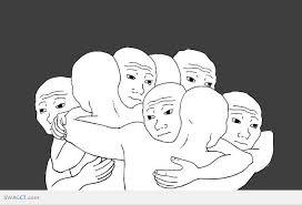 Group Hug Meme - soriel shippers vs papyton shippers undertale know your meme