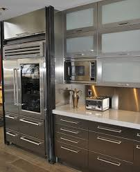 Metal Kitchen Cabinet Doors Best Stainless Steel Kitchen Cabinet Doors Stainless Steel Kitchen