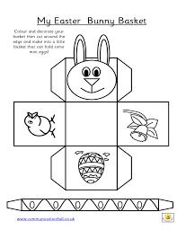 easter egg baskets to make printable easter egg basket templates hd easter images