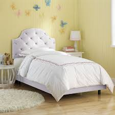 twin bed with headboard amazon com cappuccino size modern leather