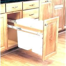 trash cans for kitchen cabinets kitchen trash bin cabinet garbage can cabinet cabinet trash can