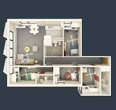 4 Bedroom Apt For Rent Student Village The University Of Melbourne Campus My Student
