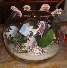 hochzeitsgeschenk geld verpacken lustig geldgeschenk zur hochzeit ein goldfischglas oder sollte ich