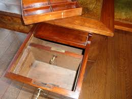 Nightstand With Hidden Compartment Furniture Hidden Compartments With Plain Nightstand Of Secret