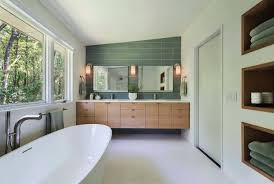 mid century modern floor plans 37 amazing mid century modern bathrooms to soak your senses