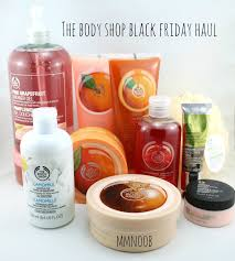 the body shop black friday mmnoob the body shop black friday haul