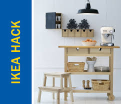 kitchen island ikea hack ikea hack of the week a kitchen island rolling cart bar hybrid