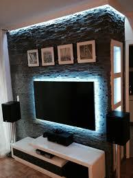 Hifi Wohnzimmer Design Uncategorized Kleines Wohnzimmer Steinwand Ebenfalls Imposing