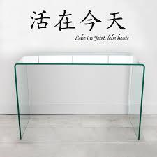 Glasschreibtische Design Glasschreibtisch Schreibtisch Laptoptisch Mayfair Glas