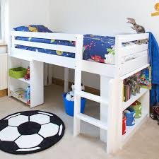 Bunk Bed With Desk Ebay Ivy Mid Sleeper Childrens Bed Jpg 900 900 Pixels Bunk Bed