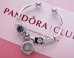 pandora bangle bracelet with charm images Pandora open bangle bracelet with 5 pcs charms locket pendant JPG