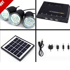 solar dc lighting system tamproad solar panel lighting kit home dc usb solar charger with 3