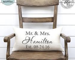 monogrammed wedding gift personalized wedding gift etsy