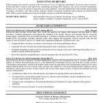 secretary resume template smartness executive secretary resume 13