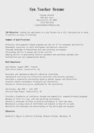 Resume Sample Gym Receptionist by Gym Assistant Sample Resume