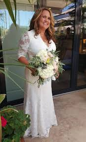 plus size wedding dresses amour lace wedding gown kiyonna