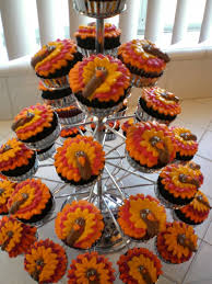 thanksgiving turkey cupcake cake so i u0027m in texas now omg amazing cupcakes