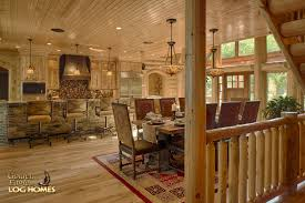 Large Log Home Floor Plans Golden Eagle Log Homes Log Home Cabin Pictures Photos