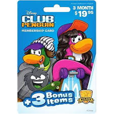 club penguin gift card club penguin store fan gear guides gift certificates and more