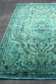 Blue And Green Outdoor Rug Mesmerizing Blue And Green Rug Classof Co