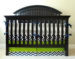 Green Elephant Crib Bedding Baby Boy Nursery Bedding Set Navy Blue And Lime Green Crib