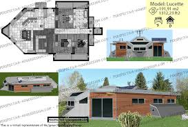 online catalog of modern and contemporary houses floor plans