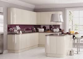 astounding white cabinets painting kitchen with white wooden gloss kitchen cabinets part 4 high gloss cream kitchen weskaap elegant cream kitchen cabinet