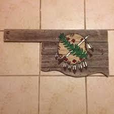 oklahoma wood oklahoma flag wood planks by d kade design collective oklahoma