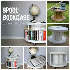 Tidy Books Bookcase White by Unique Spool Bookcase 41 For Tidy Books Bookcase White With Spool