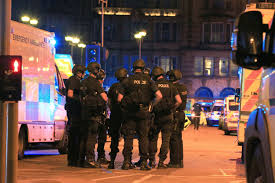 Counter Attack Under Cabinet Lights by What Happens In The Minutes And Hours After A Major Terror Attack