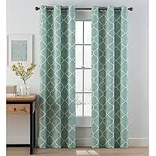 Drapery Shops Window Curtains U0026 Drapes Grommet Rod Pocket U0026 More Styles Bed