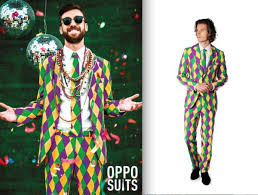 mardi gras suits for the best dressed at mardi gras neatorama