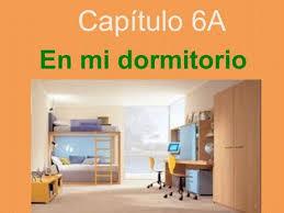 Things In A Bedroom Capitulo 6a Realidades I U201cen Mi Dormitorio U201d Ppt Descargar