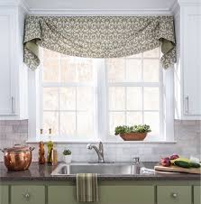 Kitchen Curtain Valances Ideas by You Can Add More Life And Shading To A Dull Looking Window By