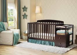 Cheap Cribs With Changing Table Royal Convertible Crib N Changer Delta Children