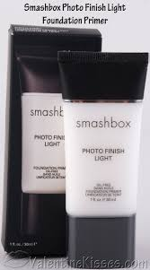 smashbox photo finish primer light valentine kisses smashbox photo finish light foundation primer