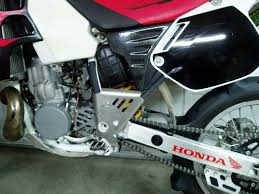 honda cr 500 my cr500 aluminum frame project south bay riders