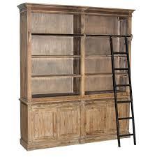 Bookcase Pine Th 165 Pine Ladder Bookcase