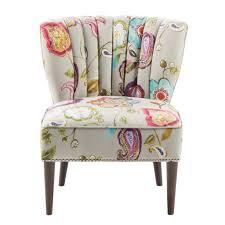 Armless Slipper Chair Amazon Com Madison Park Korey Channel Back Slipper Chair Kitchen