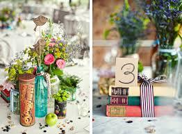 d co mariage vintage inspiration vintage dans la décoration de mariage la mariee aux