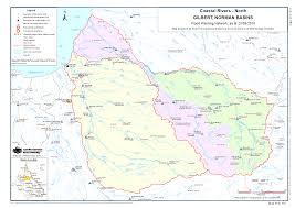 Map Australia New South Wales Main Rivers Map Ausemade Australia Australia Map