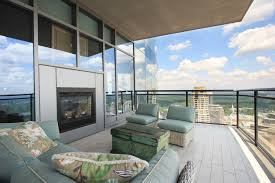 Sided Outdoor Fireplace - when a 2 sided fireplace is preferable option fireplace designs