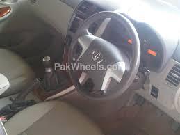 toyota corolla altis sr 1 6 2009 for sale in peshawar pakwheels