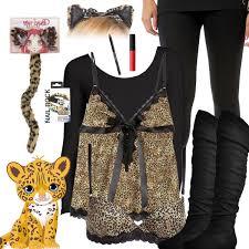 Girls Cheetah Halloween Costume Cute Kitty Halloween Costumes Kitty Costume Kitty Ear
