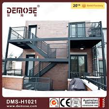 prefabricated stairs outdoor cast iron spiral stair buy