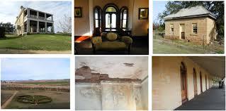 australian colonial homestead floor plans